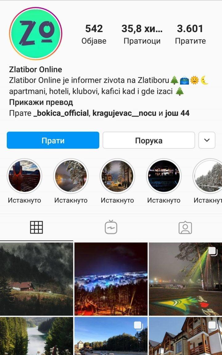 Zlatibor Online